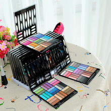 eyeshadow palette makeup eye shadow maquiagem beauty 27 colors naked palette quality classic with eye pencil Free shipping 2701