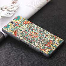 Sony Xperia C5 Case 3D Relief Soft Silicone Back Cover Ultra Dual E5533 E5563 Cartoon TPU Coque - Vayai Group Technology Alliance store