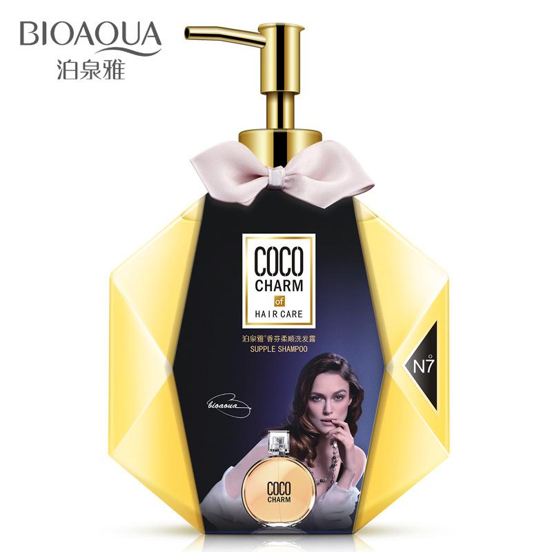 Xiangfen hair supple shampoo nourish dandruff conditioner oil refreshing shampoo genuine men and women<br><br>Aliexpress