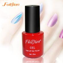 30 Colors Gel Nail Polish UV Gel Nail Polish Long-lasting Soak-off LED UV Gel Color  Nail Gel 1Pcs Nail Art Tools fulljion brand(China (Mainland))