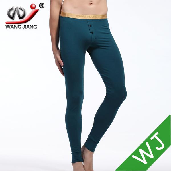 Free shipping New Hot WJ sport suit men brand thermo underwear fleece lined long johns waterproof long underwear cheap 4011-CKU(China (Mainland))