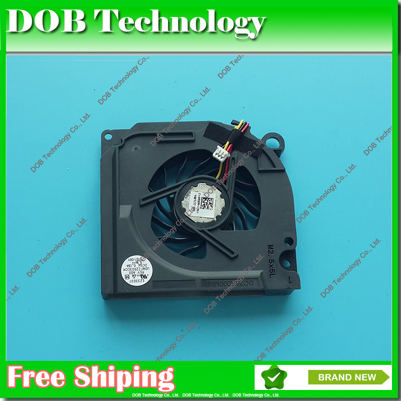 DFS531205M30T Laptop CPU Cooling Fan for DELL Inspiron 1525 1526 1527 1545 PP41L D630 D620 D631 1520 PP18L F0121 PP29L(China (Mainland))