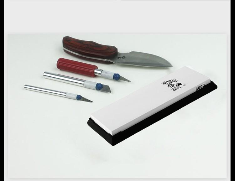 Buy TAIDEA T0913W knife grinder angle and Corundum Stone 8000 Grit Knife sharpener ,Superfine white corundum whetstone cheap