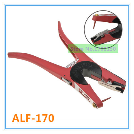 Animal ear tag pliers installation Pig Industry Cattle and sheep equipment Animal dimensional code Quality ear tag pliers(China (Mainland))