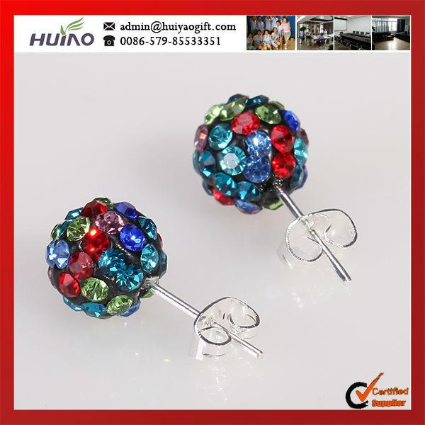 HY-6634 STUD EARRING (3)