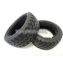 Buy 1/5 Scale King Motor Front Road Tires Fits HPI Gas Baja 5B 2.0 SS Rovan Buggy for $19.00 in AliExpress store