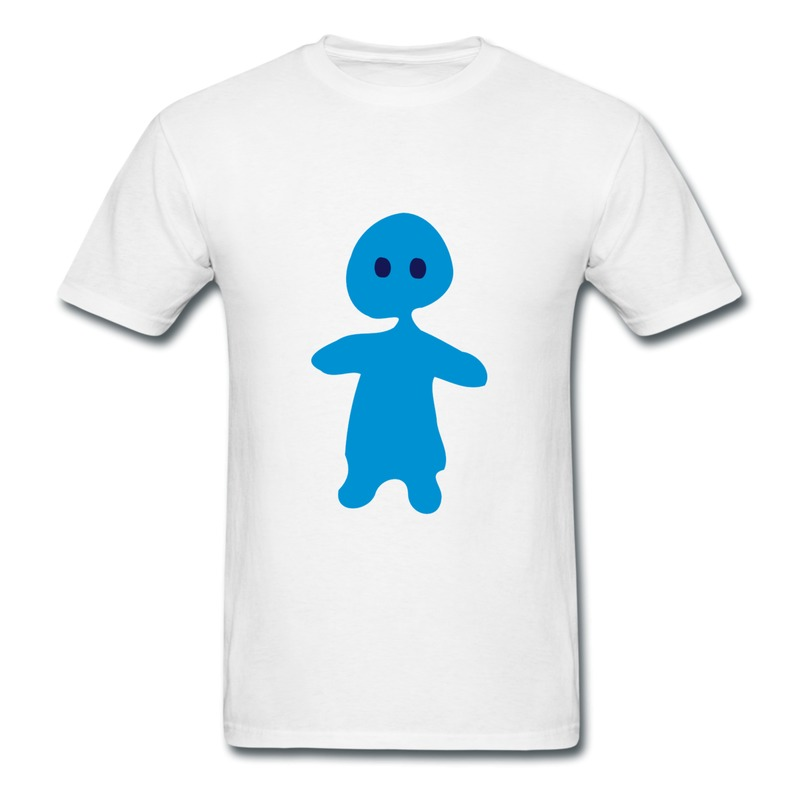 No Minimums Male 100% Cotton Tee Shirts Boy Design Your Own T Shirt Fitted Sale(China (Mainland))