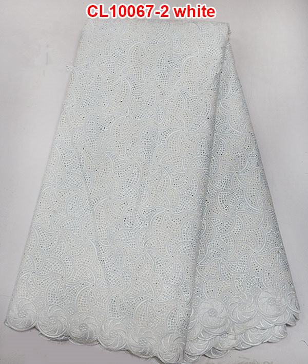 Free shipping African swiss voile lace high quality.African lace Fabric 100% Cotton Swiss Voile Lace for wedding dresses sewing