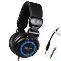 Original Salar A100 HIFI Headsets Monitor Headphones Professional Studio Audio DJ Music Stereo audio Super Bass