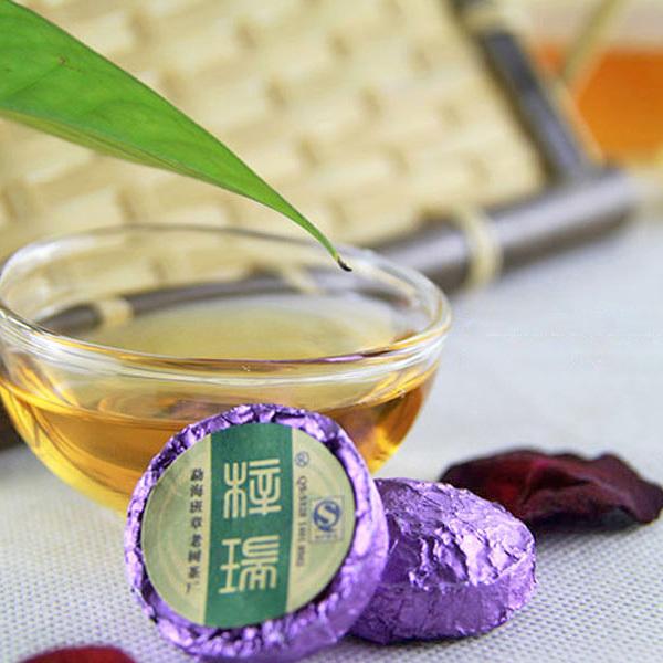 Чай Пуэр Zirui 1000g 1000g
