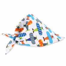 60x40x40cm Single Layer Cotton Functional Baby Bandana Bibs,Large Size Infant Scarf For Children Clothing And accessories BI001