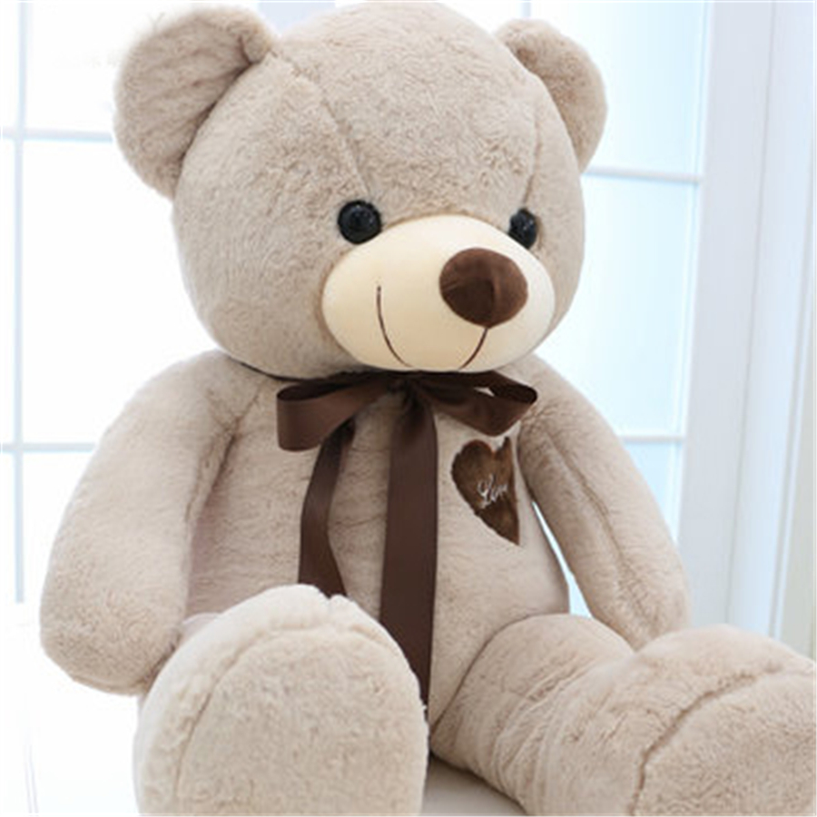 Stuffed Plush Animals Small Giant Teddy Bear Toys Birthday Gifts Christmas Fnaf Anime Soft Toy For Boys Care Bears Plush 50A0097(China (Mainland))