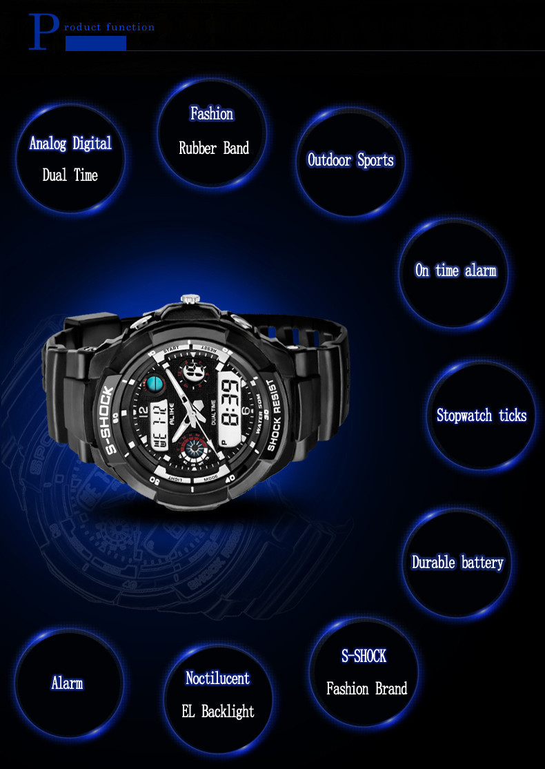 Brand Sports Watches