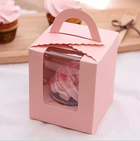 cheap cupcake packaging box achetez des lots petit prix. Black Bedroom Furniture Sets. Home Design Ideas