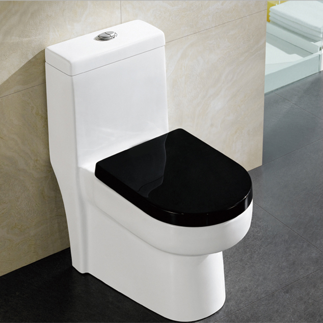 Universal Style Toilet Cover Thick Mute Descent Square Round