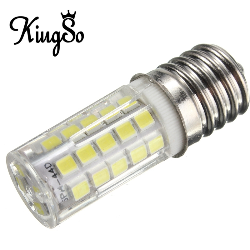 Kingso E17 5W 450LM Non Dimmable Appliance Silicone Crystal LED Lights Bulb Lamp Low Power Consumption 110V(China (Mainland))