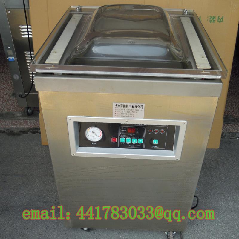 DZQ-500 / 2E single-chamber vacuum machine food vacuum machine meat vacuum packaging machine(China (Mainland))