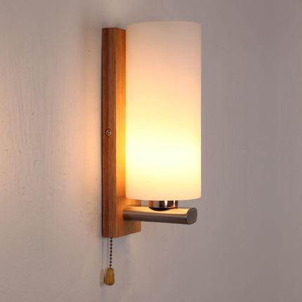 Aliexpress.com: Comprar Nueva madera de moda creativa lámpara de ...
