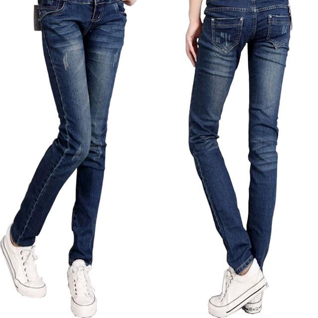 Для беременных джинсы весна осень тонкий карандаш брюки-беременные одежды узкие брюки ...