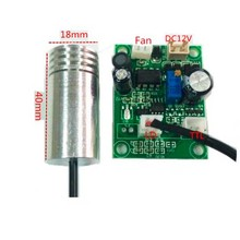150-200mw 650nm red  laser diode module with power driver DC12V 18x40mm(China (Mainland))
