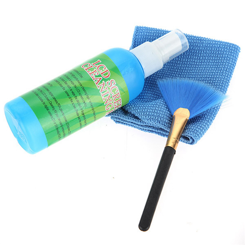 Laptop Computer LCD Led Monitor TV Cleaner Plasma Screen Cleaning Kit(China (Mainland))