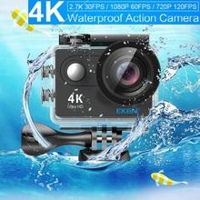 Original Action camera EKEN H9 / H9R remote Ultra HD 4K 1080P/60fps go waterproof camera WiFi 2.0 LCD 170D Lens Pro Sport Camera(China (Mainland))