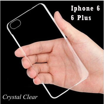 VEEVAN Phone Case for iphone6 for plus 4.7 5.5 inch Transparent Clear Ultra Thin Soft Case Phone Case Accessories Phone Cover(China (Mainland))