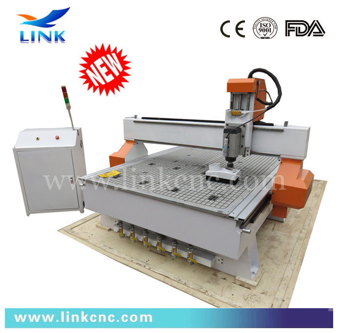 Hot !! vacuum table woodworking machinery for furniture 1325(China (Mainland))