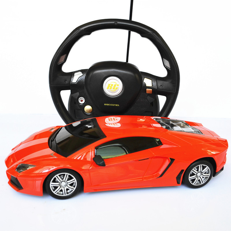 Car Toys Color : Buy belt charge drift remote control car police patrol