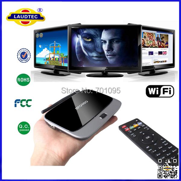 MK888 (K-R42/CS918) Android 4.2 TV Box RK3188 Quad Core Mini PC RJ-45 USB WiFi XBMC Smart Media Player Remote Controller - SHENZHEN LAUDTEC ELECTRONICS CO.,LTD store