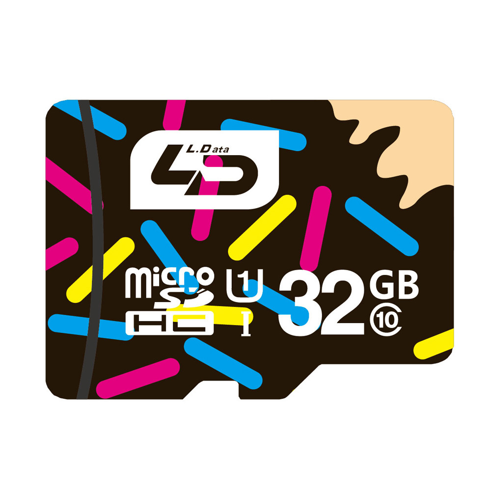 LD Micro SD Card 32GB Class 10 Memory Card for Android Tablet Smartphone(China (Mainland))