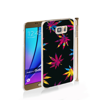13793 leaves colorful cell phone case cover for Samsung Galaxy Note 3,4,5,E5,E7 CORE Max G5108Q