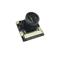 Free shipping Raspberry pi wide camera module 500W wide angle 160 degrees(China (Mainland))
