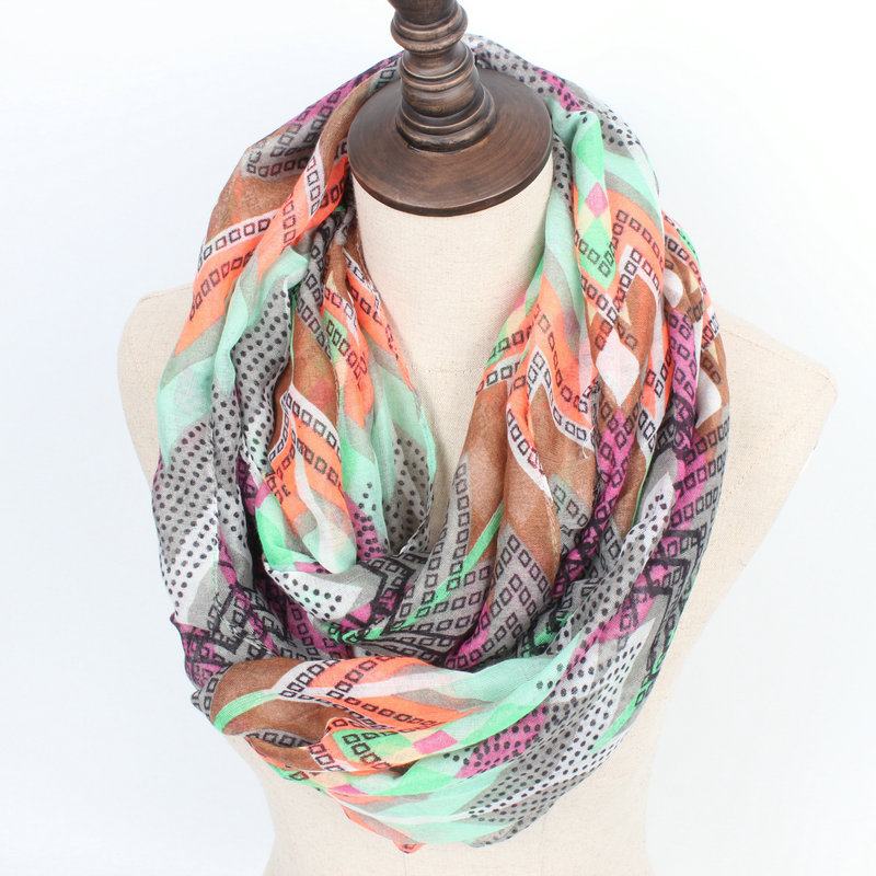Geometric Scarf + Chevron Scarf + Infinity Scarf + Fashion Scarf + Free ShippingОдежда и ак�е��уары<br><br><br>Aliexpress