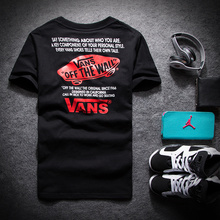 Hot Sale Classic  T Shirts Hip Hop O-Neck T-shirts Men Cool Street Style Hiphop Tshirts Free Shipping