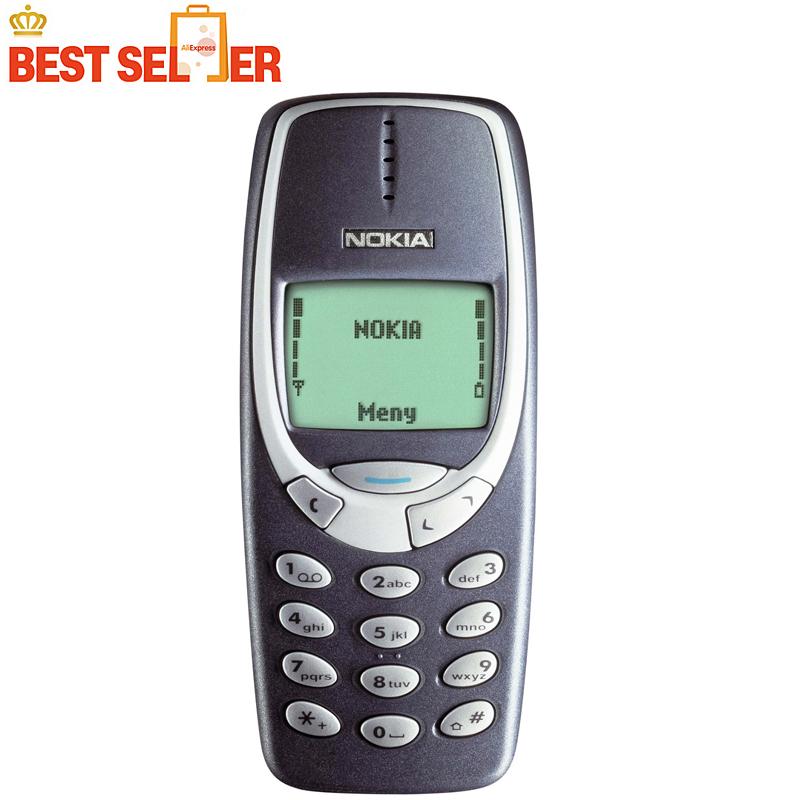 2016 Hot Sale Nokia 3310 Original Mobile phone High Quality 100% Positive Feedback !(China (Mainland))