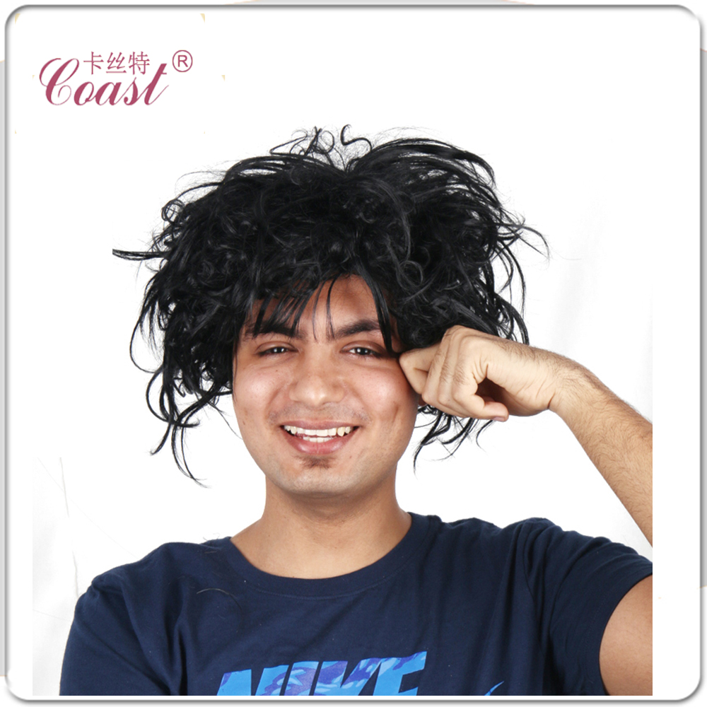 halloween wigs for men - wig ponytail