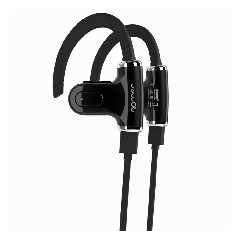 Best Sports bluetooth headset stereo earbuds earphone,bluetooth 4.0 wireless music noise cancelling headphones,fone de ouvido