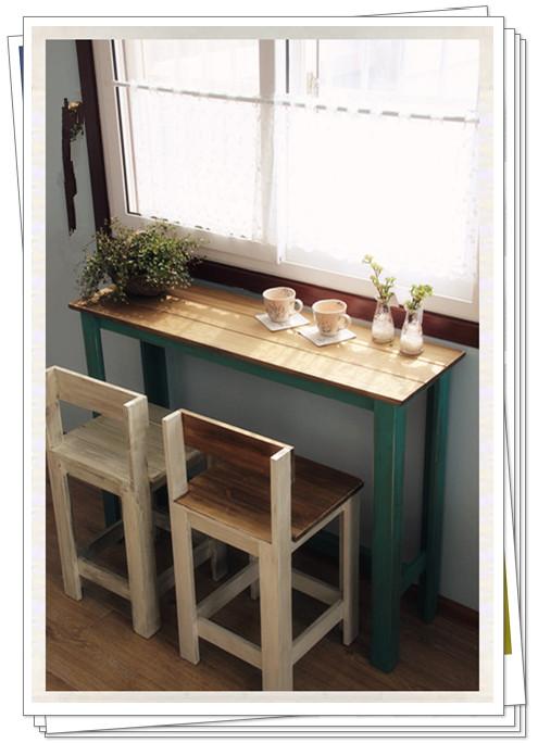 Restaurant bar table promotion achetez des restaurant bar for Vieux meubles restaures
