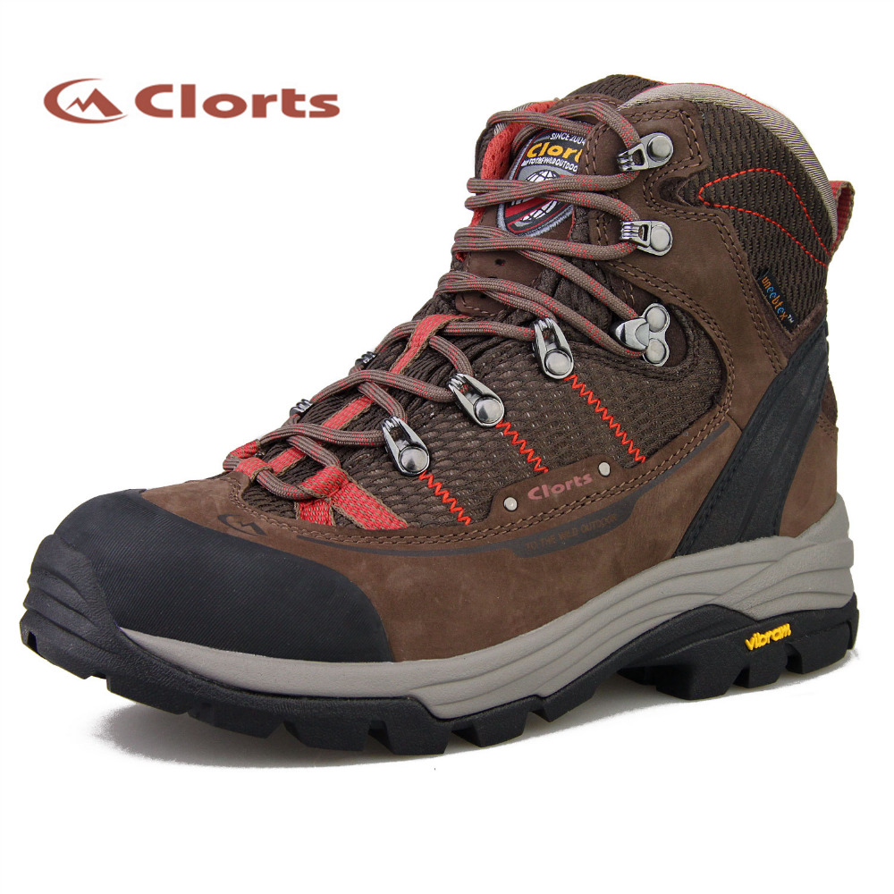 2016 Clorts Free Shipping Outdoor <font><b>Hiking</b></font> <font><b>Shoes</b></font> Sports Boots Waterproof Breathable Athletic Climbing Walking <font><b>Shoes</b></font> For Men 3A003B