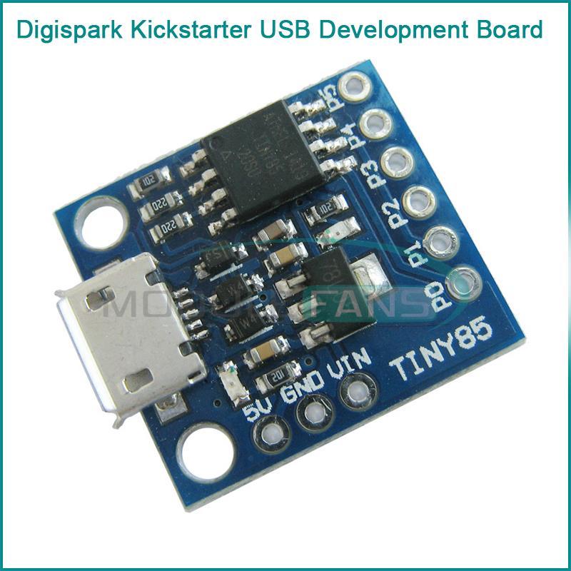 Гаджет  Digispark Kickstarter USB Development Board for arduino NEW None Электронные компоненты и материалы