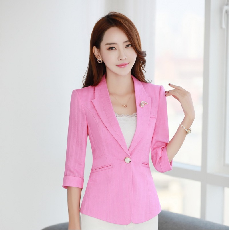 Compare Prices on Formal Summer Jackets Women Pink Jackets- Online ...
