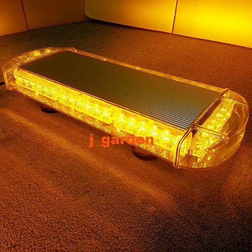 "21.5""48 LED Emergency Recovery LightBar Wrecker Flashing LightBar Beacon Strobe Light Bar Amber(China (Mainland))"