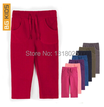 Hot Spring and autumn Boys and girls polar fleece pants children's casual sport trousers Free shipping(China (Mainland))