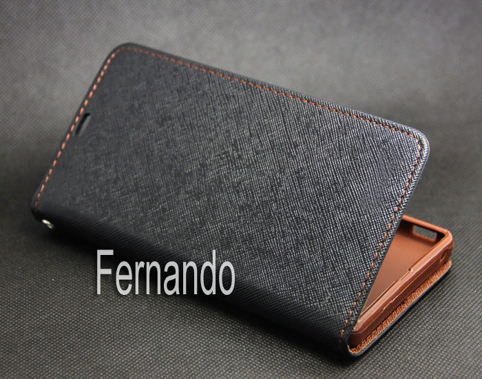 Luxury Brown Mercury Wallet Hybrid PU Leather Flip Stand Back Cover Case Sony Xperia Z L36h C6602 C6603 Film + Gift - Fernando Zou's store
