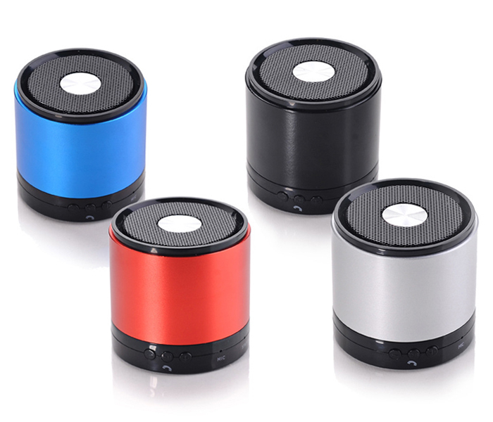 Portable Mini Wireless Bluetooth Speaker, Incoming Call Smart Voice Handsfree, Super Stereo Speaker Box With Microphone(China (Mainland))