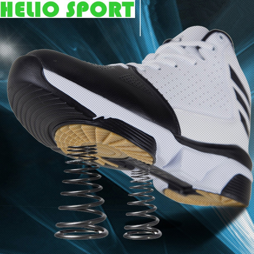 breathable slip resistant basketball shoes men outdoor sport shoes men basketball sneakers shoes zapatillas baloncesto men 332g(China (Mainland))