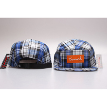 20 Style Five 5 panel diamond snapback caps hip hop cap flat hat hats for men casquette gorras planas bone aba reta toca(China (Mainland))