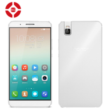 New Original Huawei Honor 7i 5.2'' 1080P FDD LTE 4G Android 5.1 Snapdragon Octa Core 13MP Rotating Camera Metal Phone In Stock(China (Mainland))