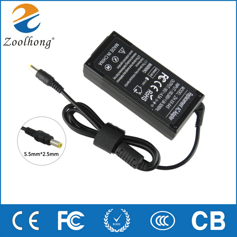 16V 4.5A 5.5*2.5MM Replacement Laptop AC Power Adapter Charger For IBM Thinkpad T20 T21 T22 T23 T31 T31P T40(China (Mainland))